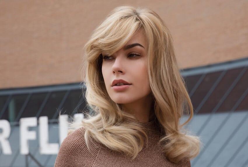 colori capelli biondi lunghi inverno 2020-Kemon