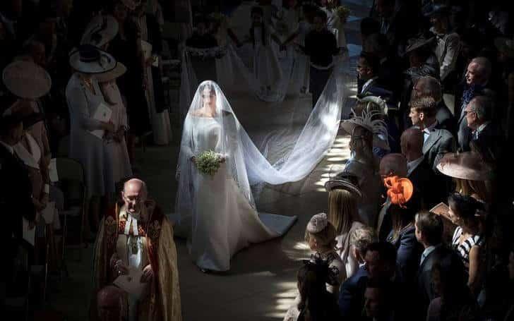 meghan markle abito sposa givenchy
