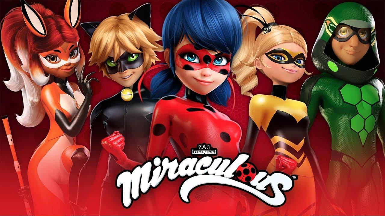 miraculous serie tv per bambini