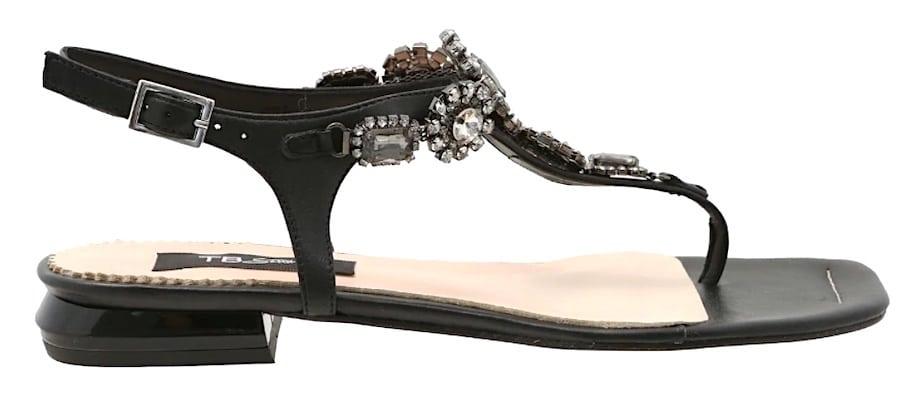 sandali bassi gioiello estate 2020