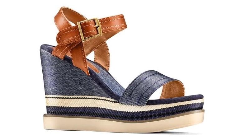 sandali bata estate 2020-zeppa