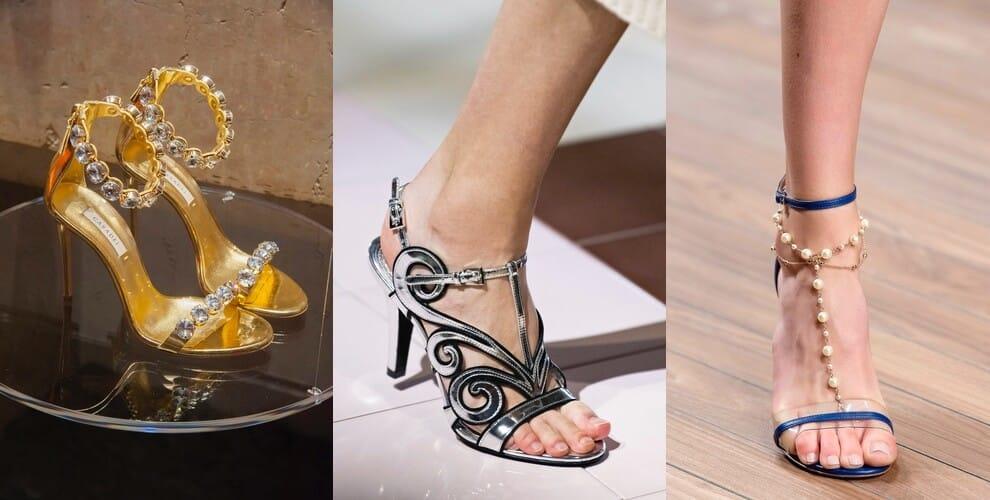 sandali gioiello estate 2020