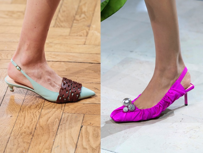 scarpe primavera 2020