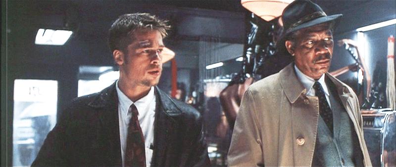 seven film anni 90