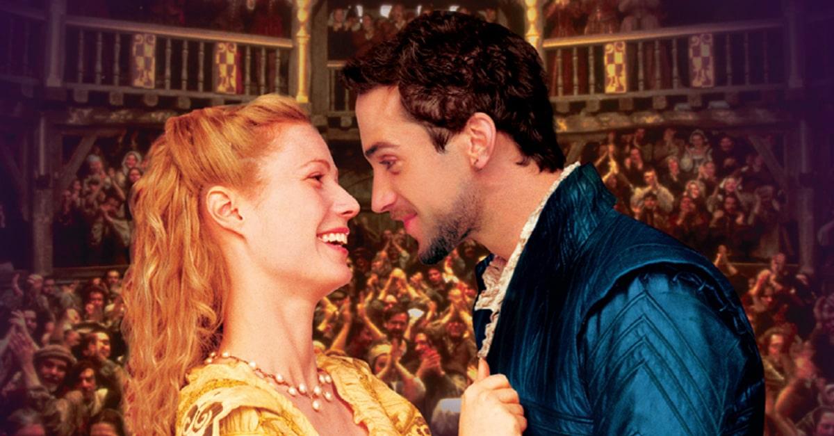 shakespeare in love film romantici