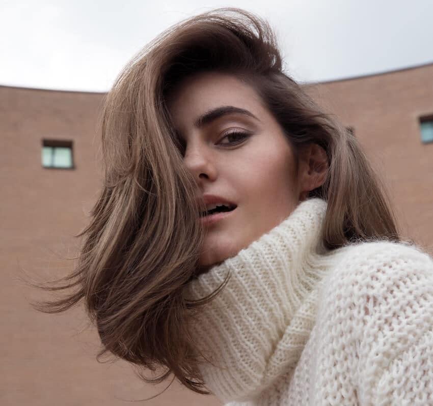 taglio colore capelli castani 2019 2020