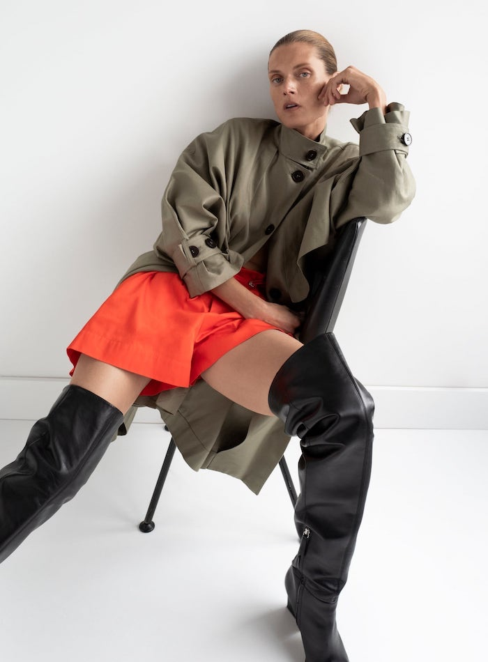 trench zara autunno 2019