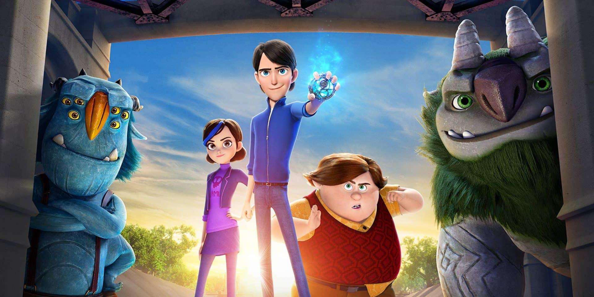 TrollHunters serie tv per bambini