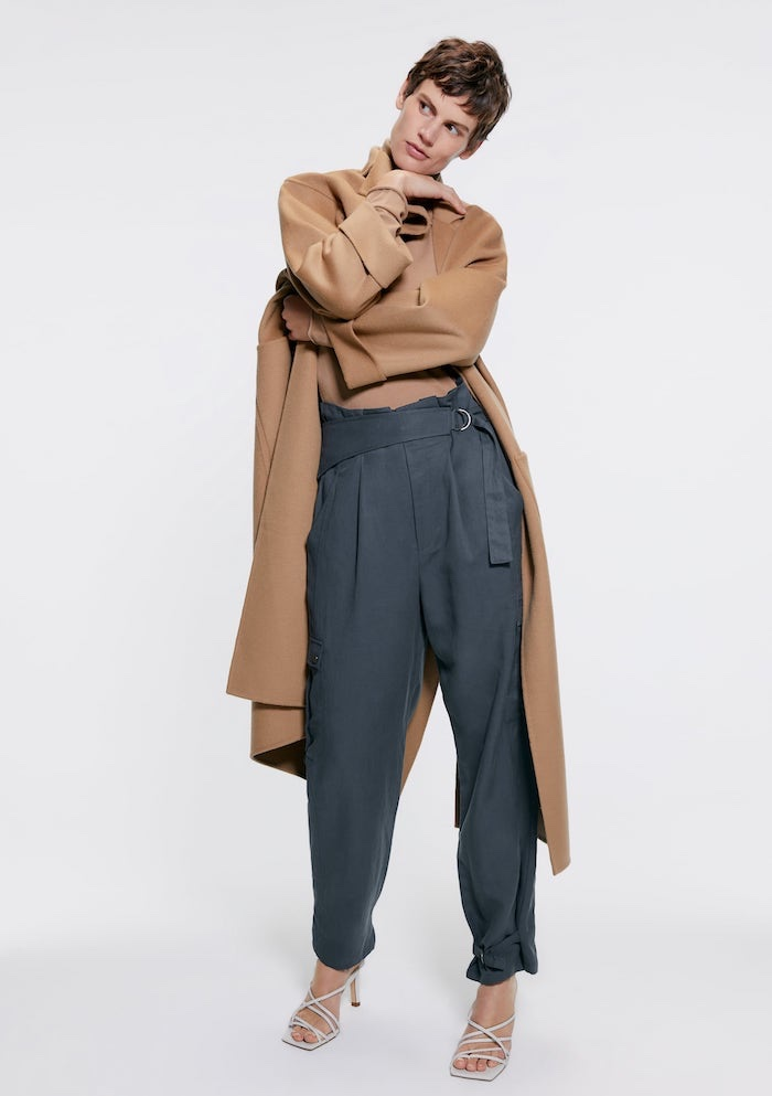 miglior sito web fd591 754fd Pantaloni moda autunno inverno 2019 Zara. 7 modelli di ...