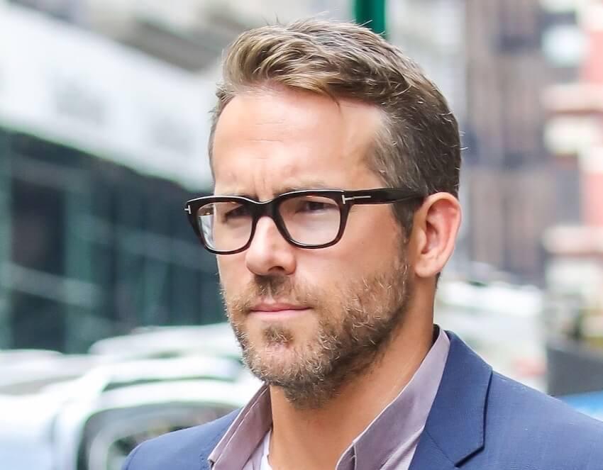 Ryan Reynolds capelli ottobre 2019