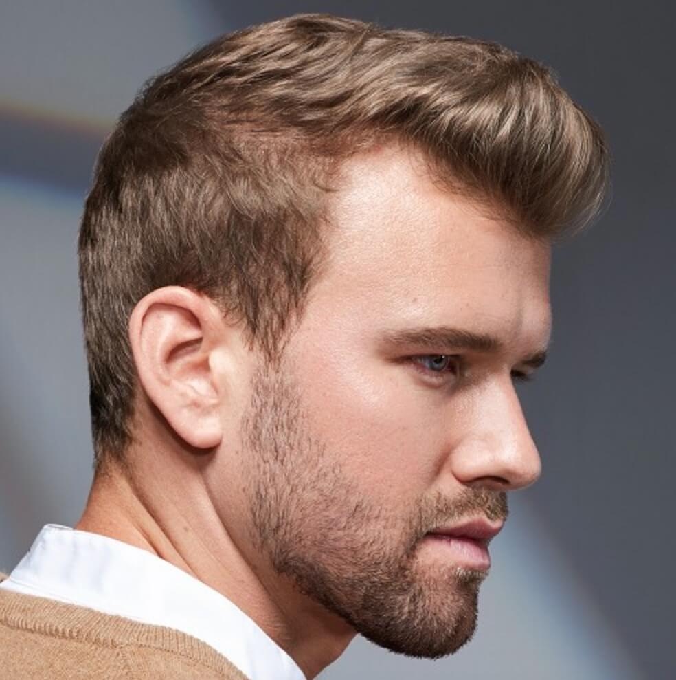 capelli con riga uomo 2019 tagli inverno
