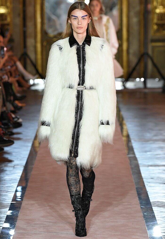 valli x h6m cappotto maculato inverno 2020