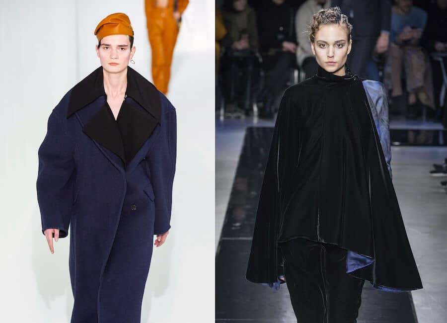 moda inverno 2019 2020-abbinamenti blu
