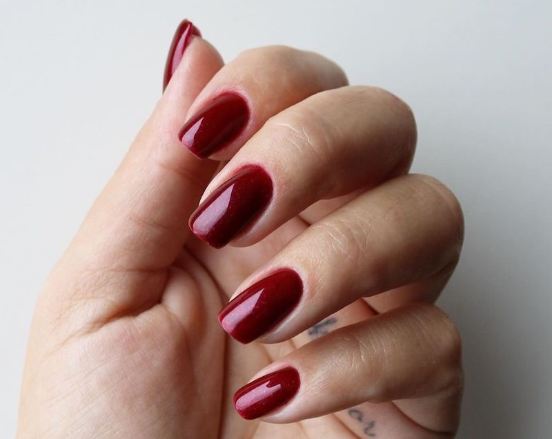 unghie gel squadrate shellac autunno 2019-010