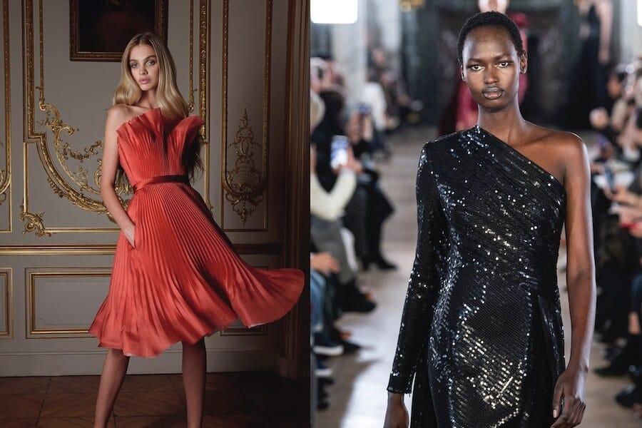 Modelli Di Vestiti Eleganti.Vestiti Eleganti Inverno 2019 2020 15 Modelli Top Tendenze Moda