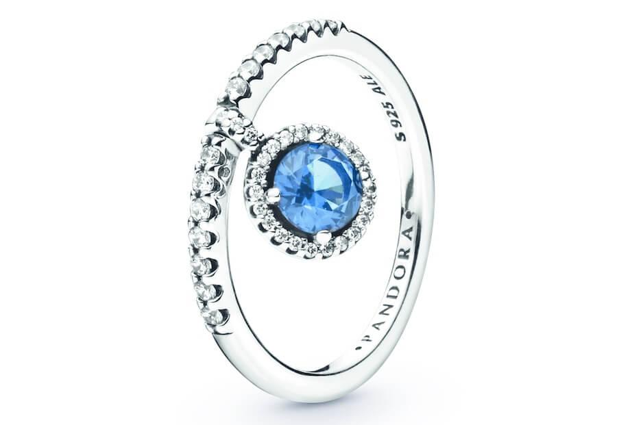 pandora charm anello fidanzamento