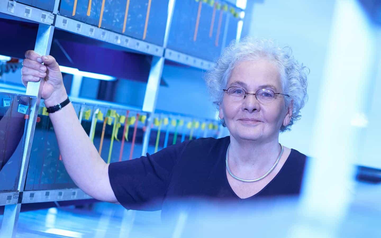 Christiane Nüsslein-Volhard donne scienziate