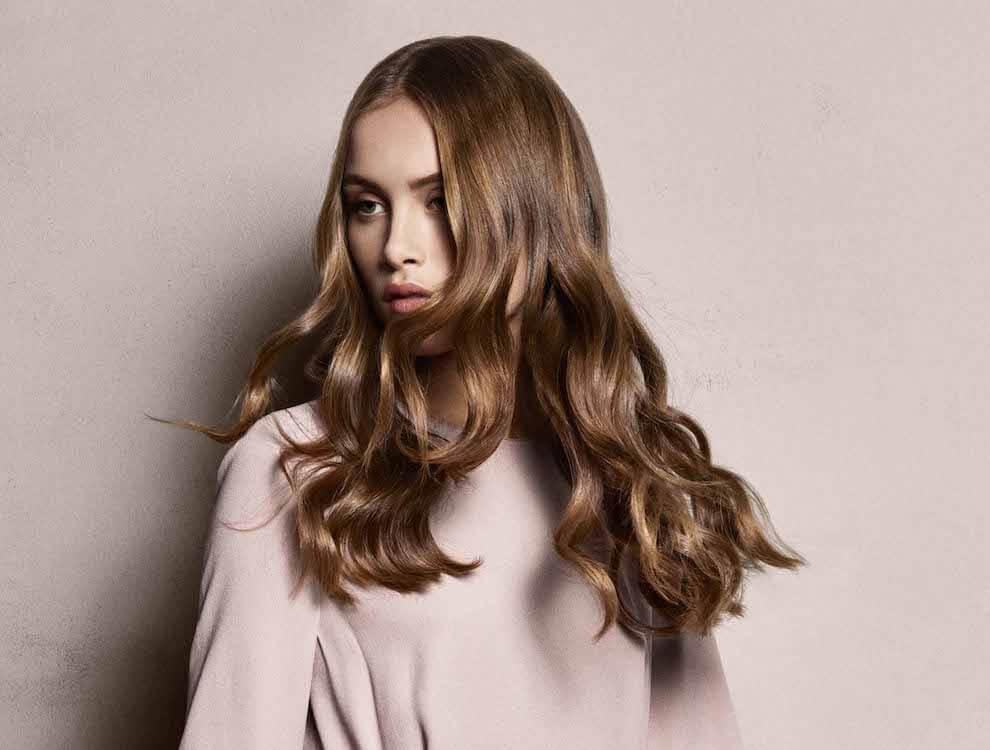 Davines capelli lunghi balayage 2019 2020