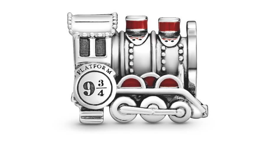 Pandora Harry Potter charm treno Hogwarts
