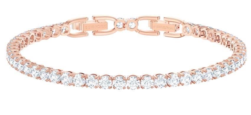 Swarovski braccialetto-tennis-deluxe-inverno 2019 2020