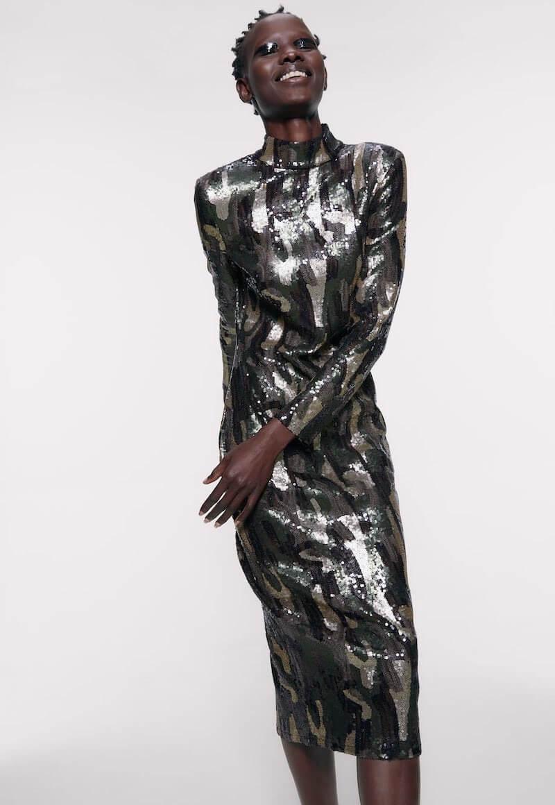Abiti Eleganti Zara.Vestiti Eleganti Zara Inverno 2019 2020 Nuova Collezione Donne