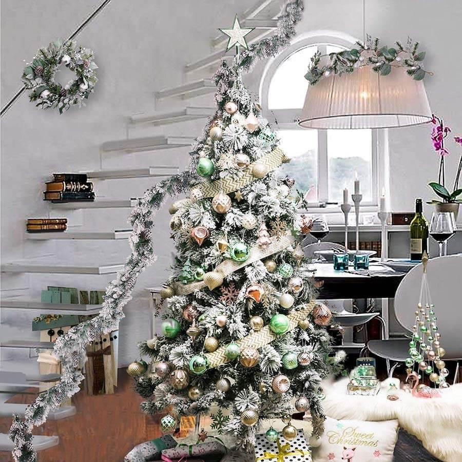 Idee Creative Per Natale alberi di natale 2019. 15 nuove idee originali per