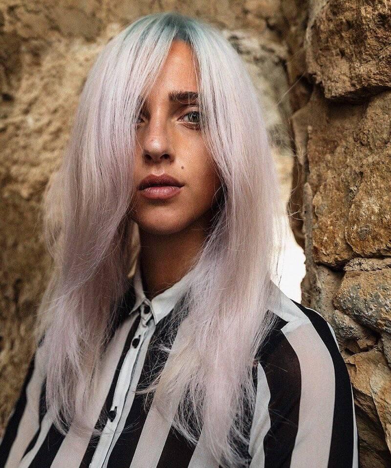 capelli grigi 2020 sfumati Wella