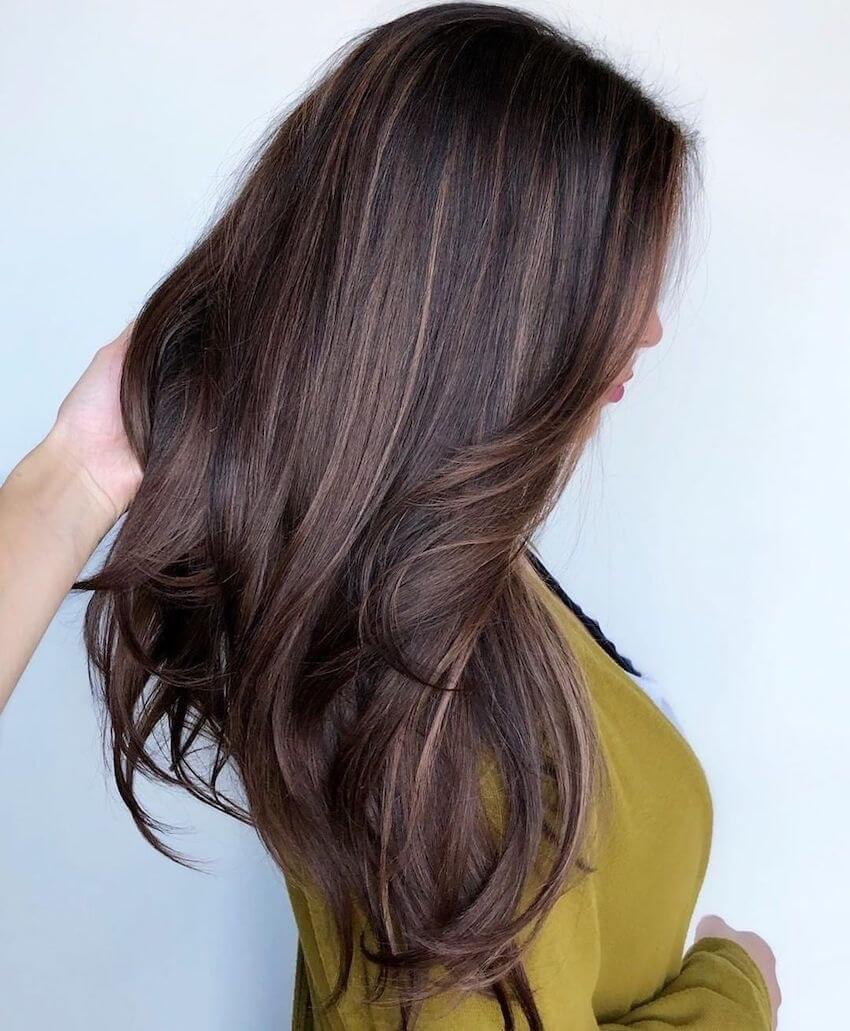 capelli lunghi 2020 tagli scalati