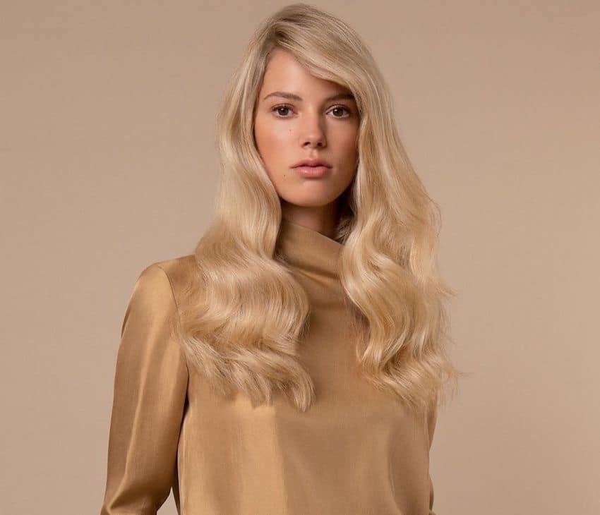 capelli lunghi ondulati 2020-colore tagli