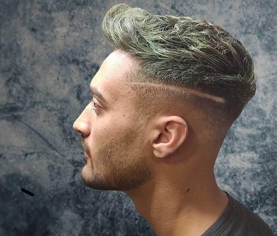 capelli uomo inverno 2019 2020 rasati disegni