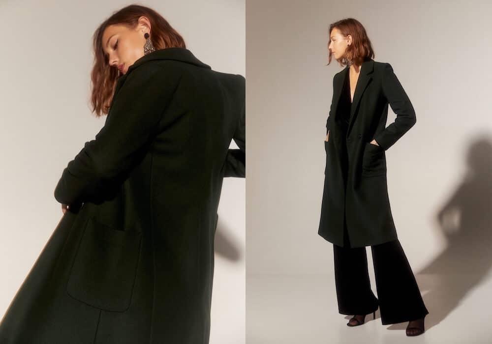 cappotto mango inverno 2019 2020-