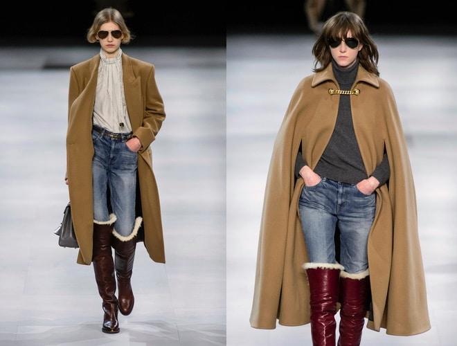 celine cappotti mantelle inverno 2020