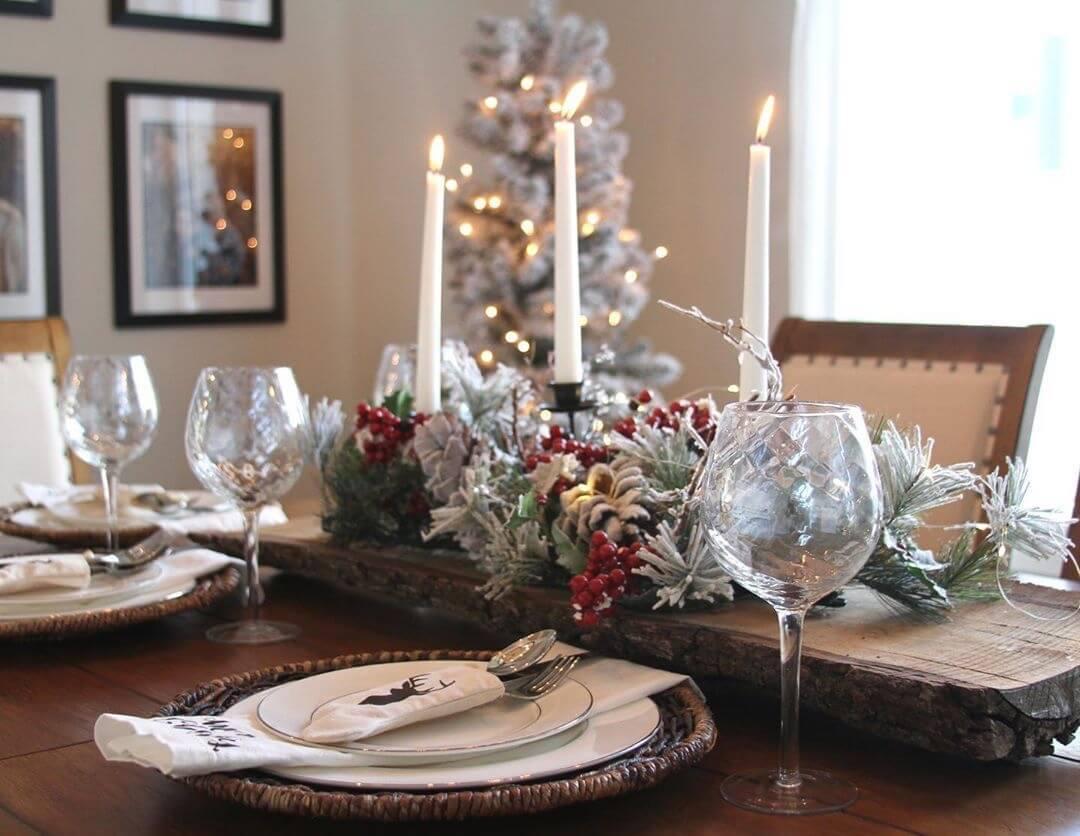 Arredare Tavola Natale decorare la tavola di natale. 11 idee per festeggiare con
