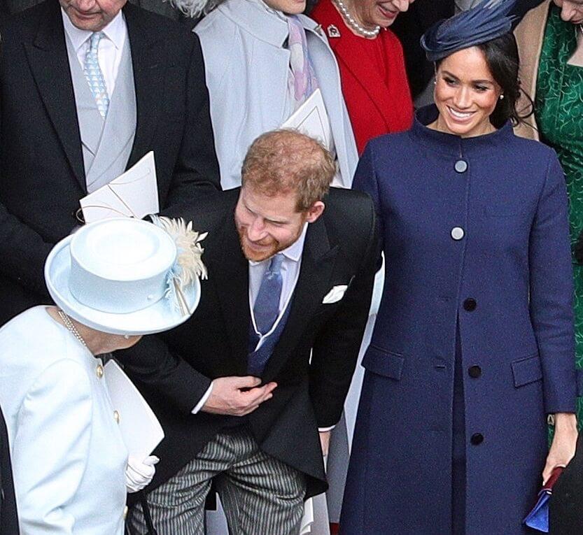harry meghan regina elisabetta 15 novembre 2019