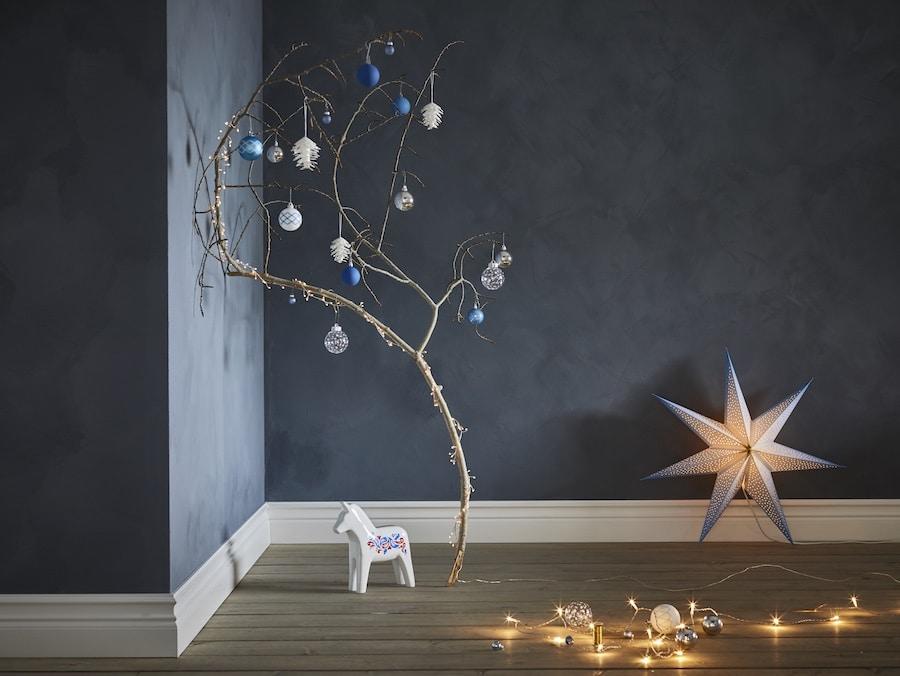 ikea natale 2019 decorazioni