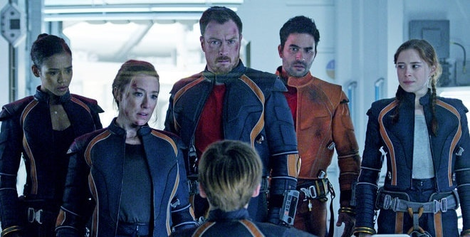lost in space netflix nuove uscite
