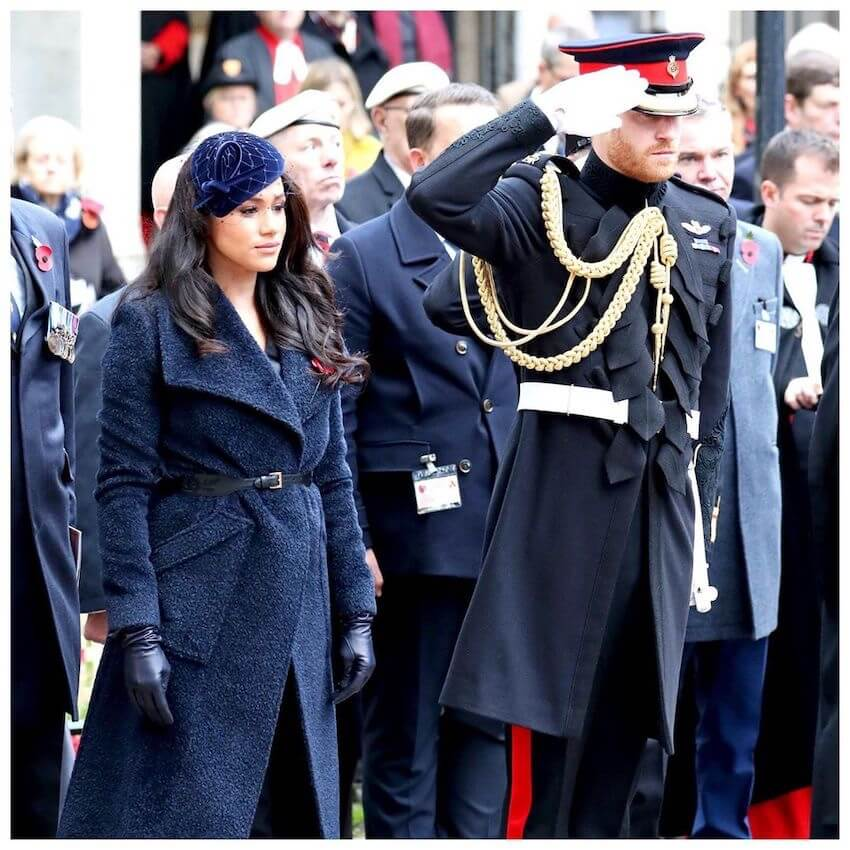 meghan markle harry novembre 2019