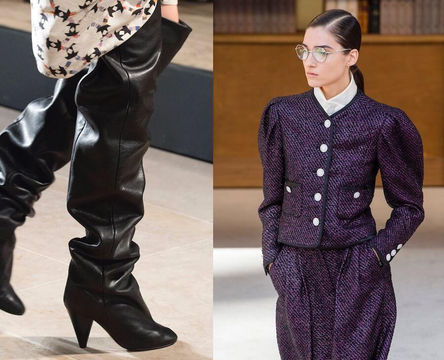 moda 2020 tendenze vestiti scarpe borse