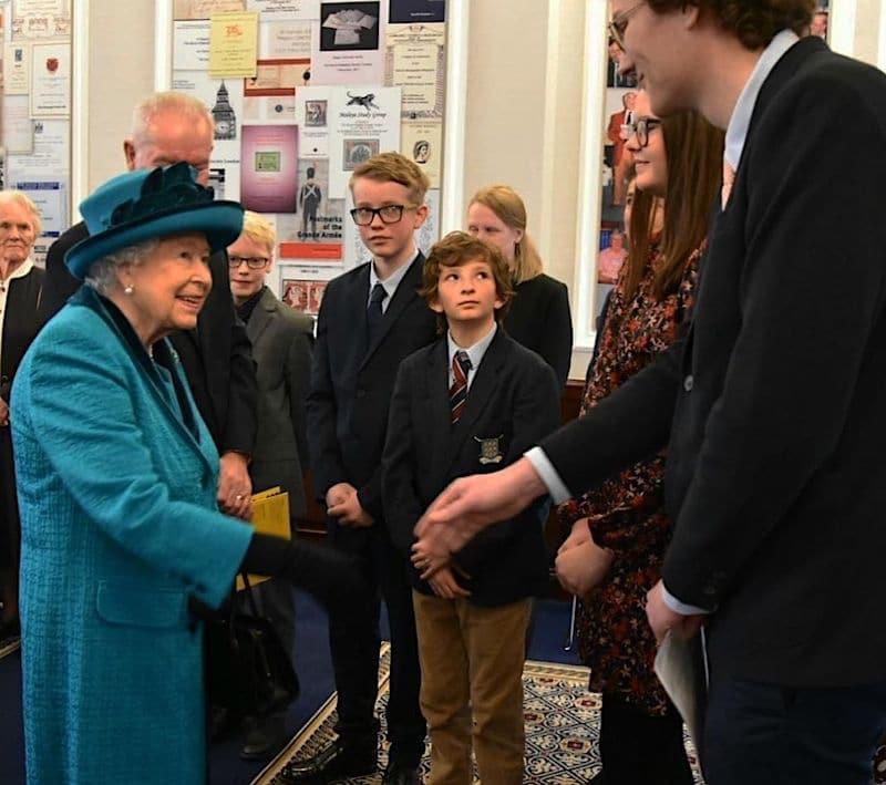 regina elisabetta londra 26 novembre 2019