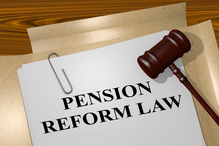 pensioni riforma pensione 2022
