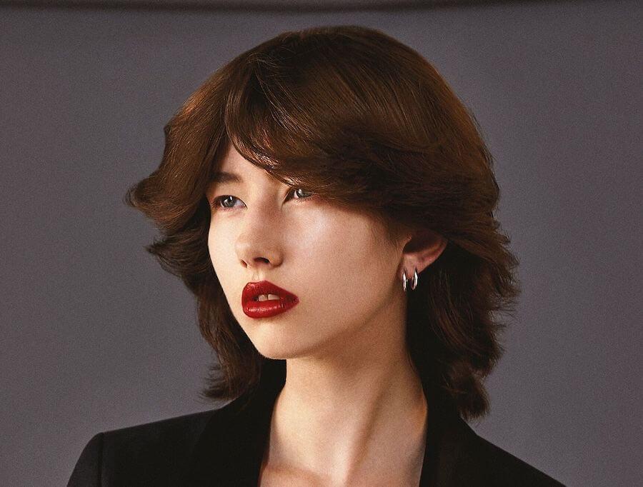 tagli capelli medio corti lisci inverno 2020