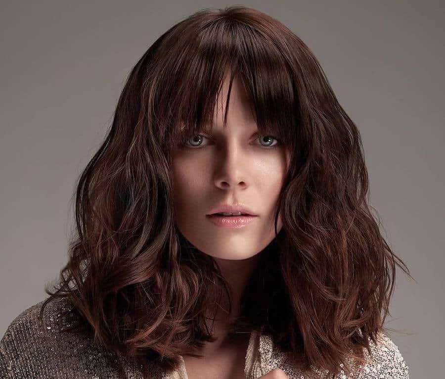 tagli capelli medio lunghi 2020