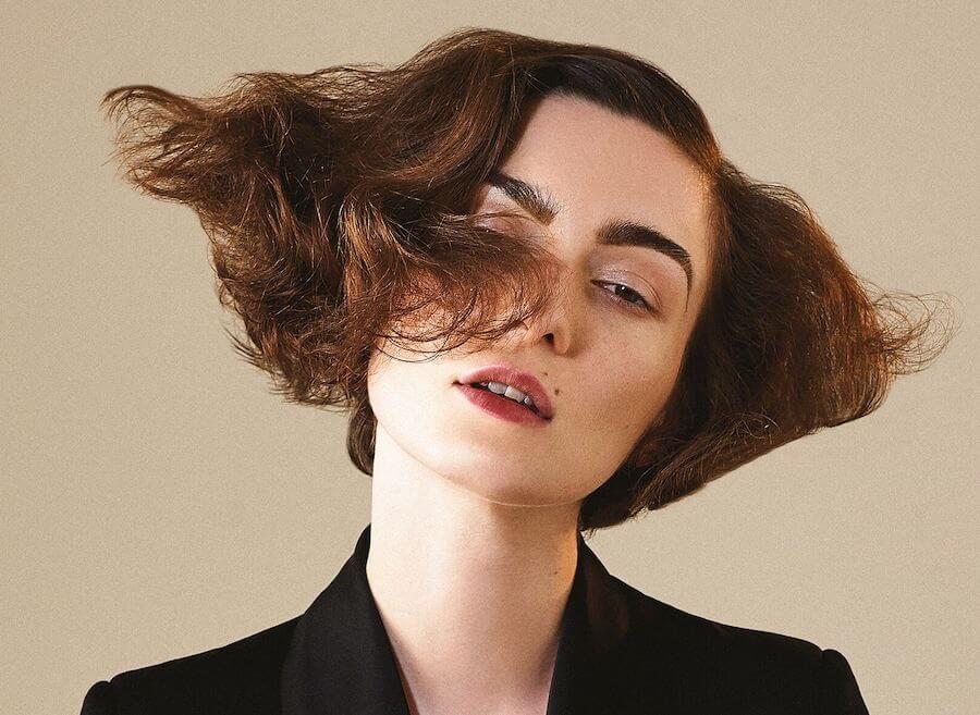 tagli colori capelli medi inverno 2020