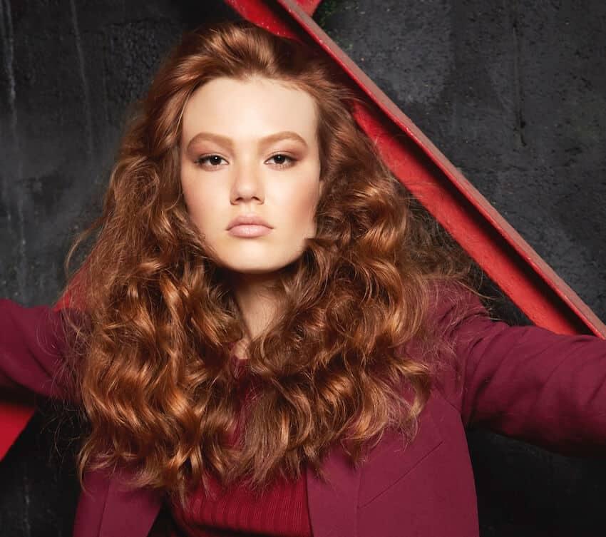 taglio capelli ricci lunghi inverno 2020