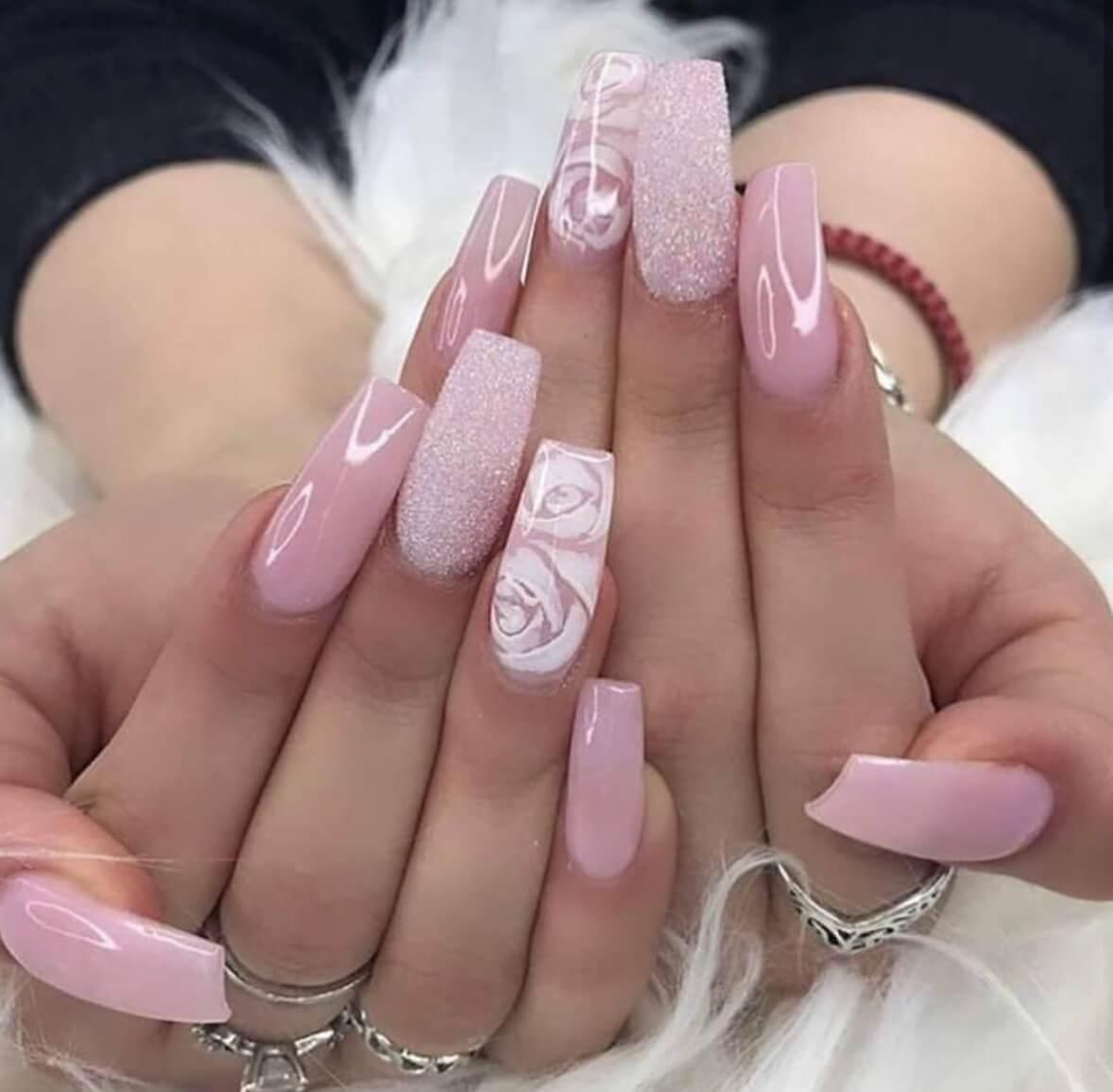 unghie gel nail art invernali 2019 2020-instagram 08