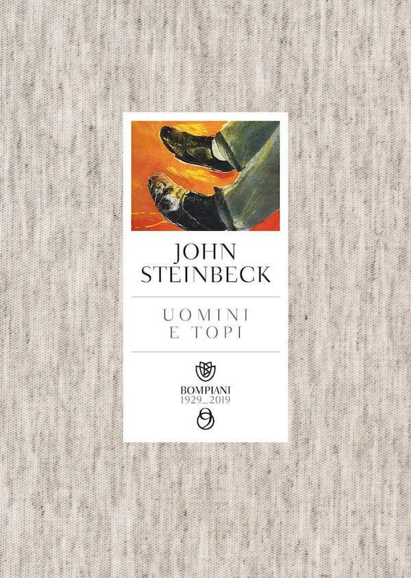 John Steinbeck - Uomini e topi-libro amazon