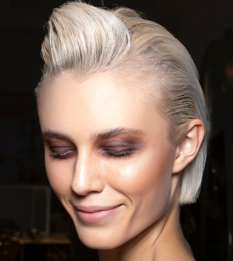 biondo platino capelli 2020