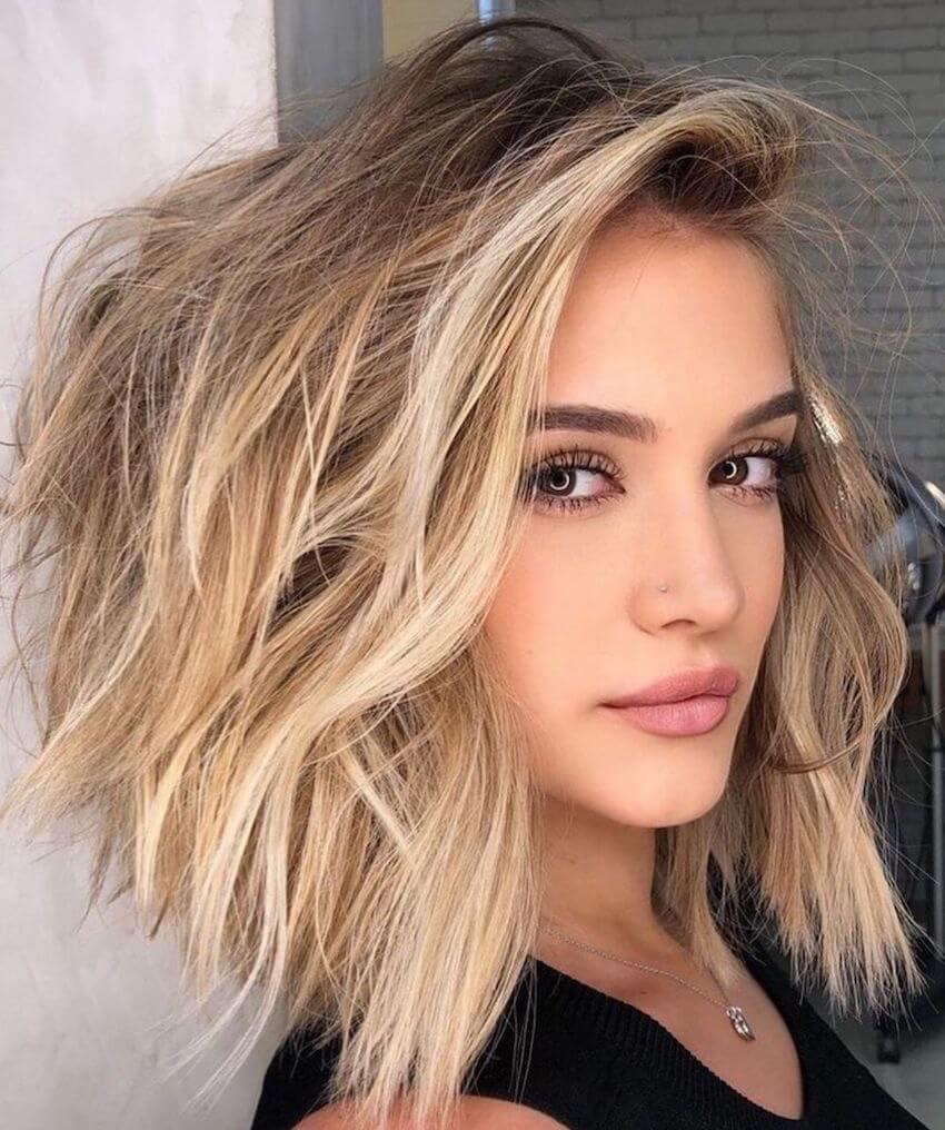 capelli biondi 2021 sfumature