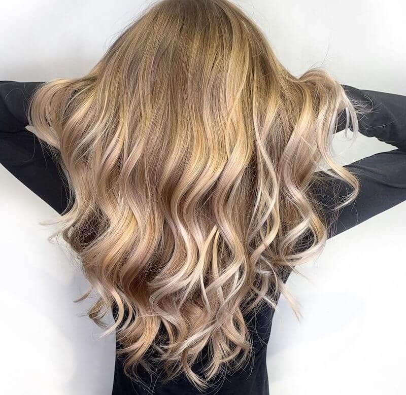 sfumature capelli biondi 2020