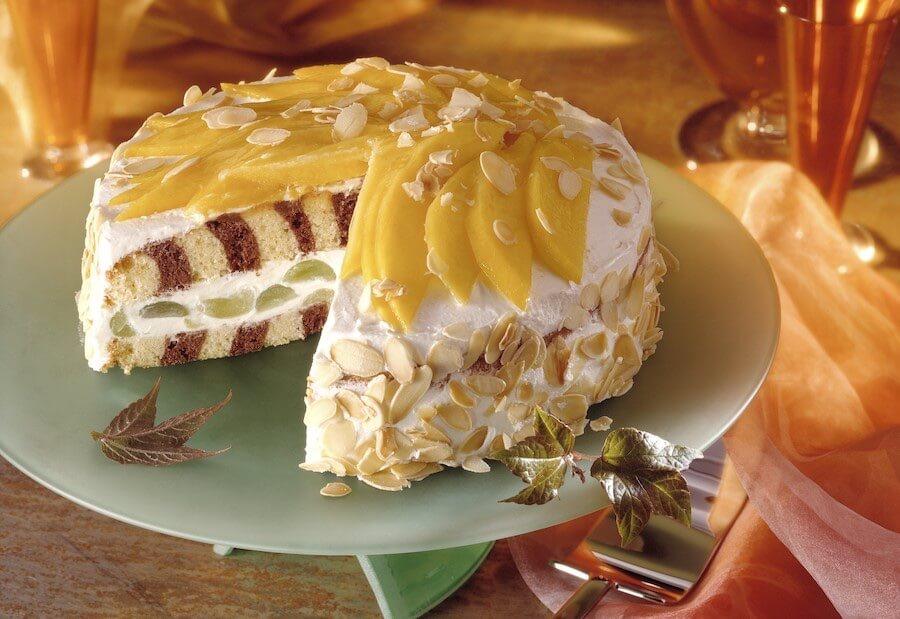 torta natalizia fredda